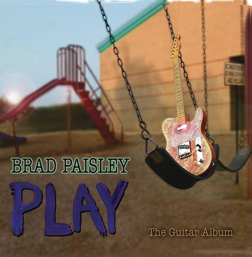 Brad Paisley альбом Play