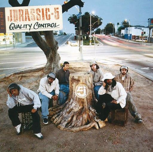 Jurassic 5 альбом Quality Control