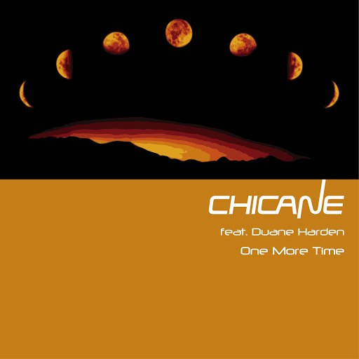 Chicane альбом One More Time
