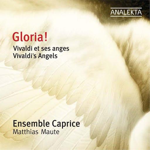 Antonio Vivaldi альбом Gloria! Vivaldi's Angels