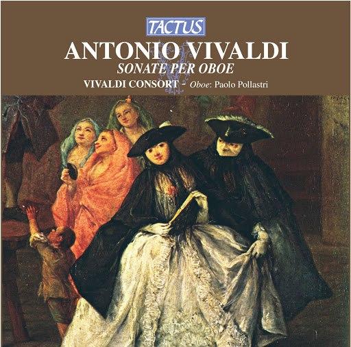 Antonio Vivaldi альбом Vivaldi: Sonate per oboe