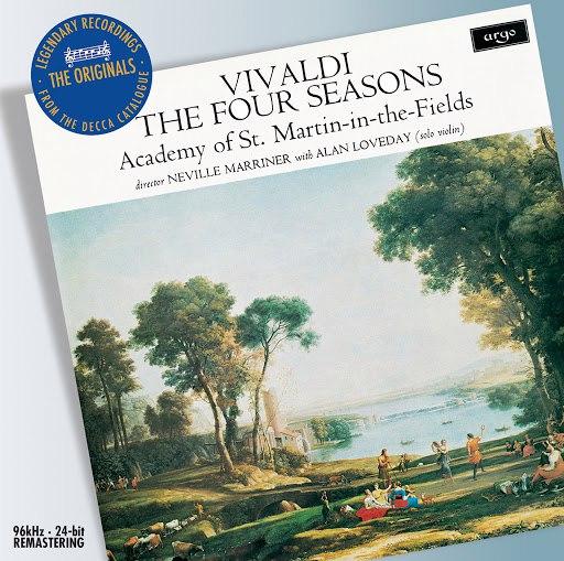 Antonio Vivaldi альбом Vivaldi: The Four Seasons etc