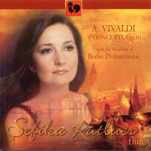 Antonio Vivaldi альбом 6 Concerti, Opus 10