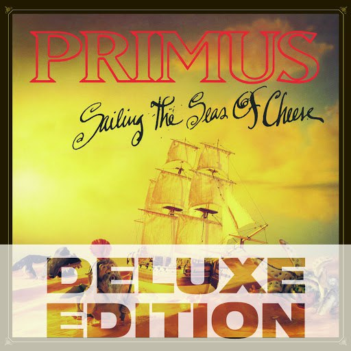Primus альбом Sailing The Seas Of Cheese (Deluxe Edition)