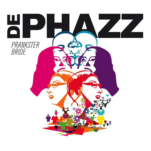 De-Phazz альбом Prankster Bride