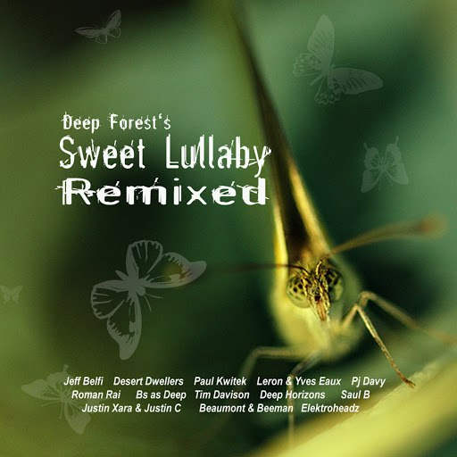 Deep Forest альбом Sweet Lullaby (Remixed)