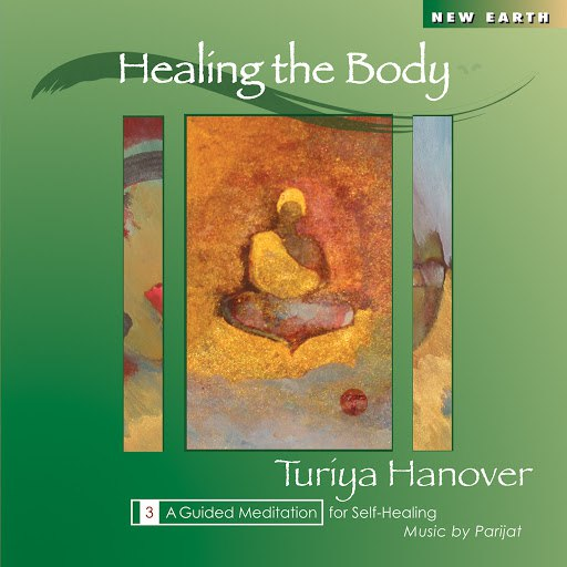 Parijat альбом Healing the Body - A Guided Meditation for Self-Healing