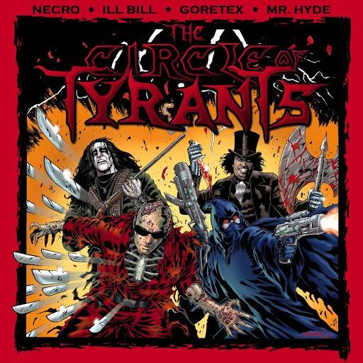 Necro альбом The Circle of Tyrants