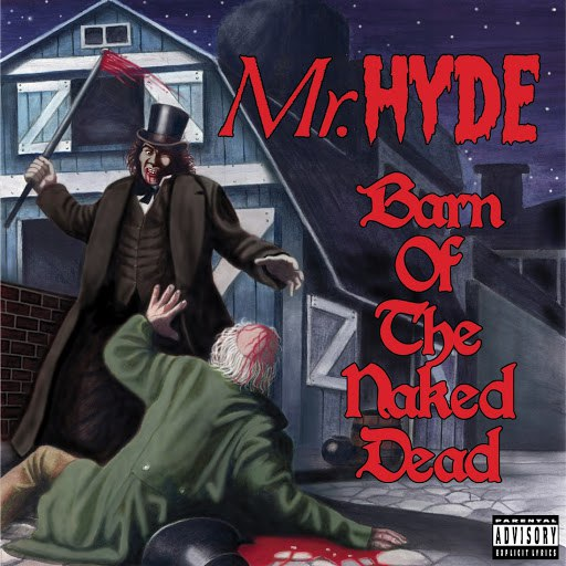 Necro альбом Barn of the Naked Dead