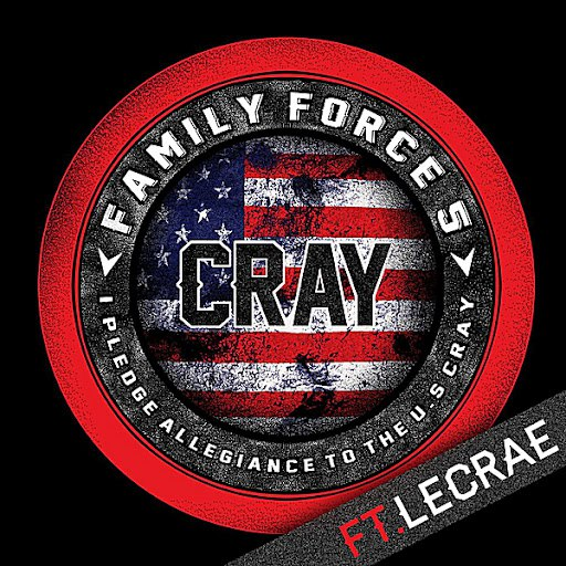 Family Force 5 альбом Cray Button (feat. Lecrae)