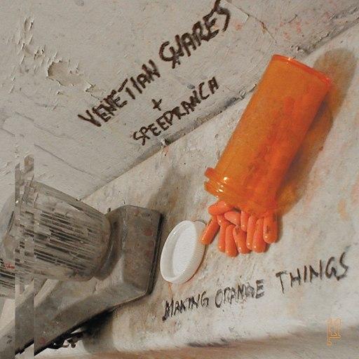 Venetian Snares альбом Making Orange Things
