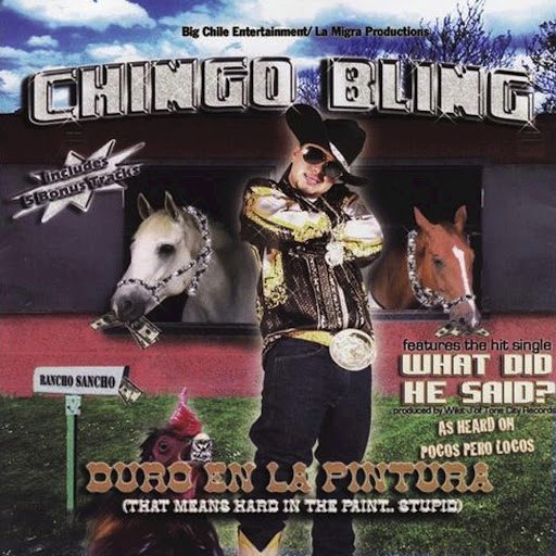 Chingo Bling альбом Duro en la Pintura - Hard in the Paint