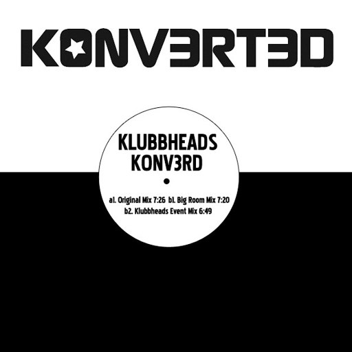 Klubbheads альбом Konv3rt