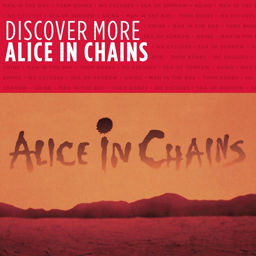 Alice in Chains альбом Discover More