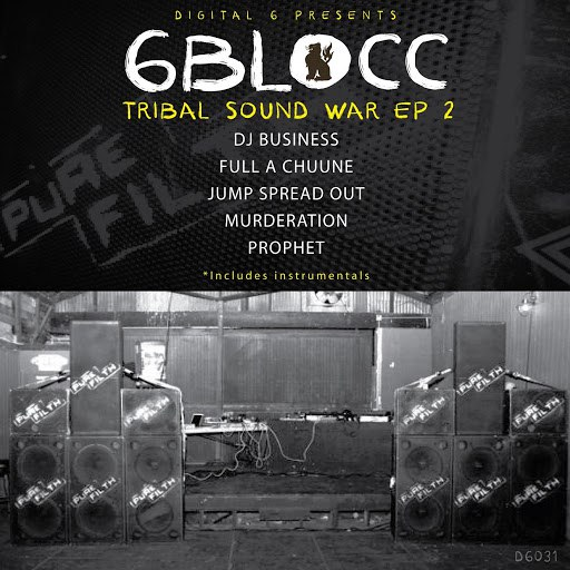 6Blocc альбом Tribal Sound War 2