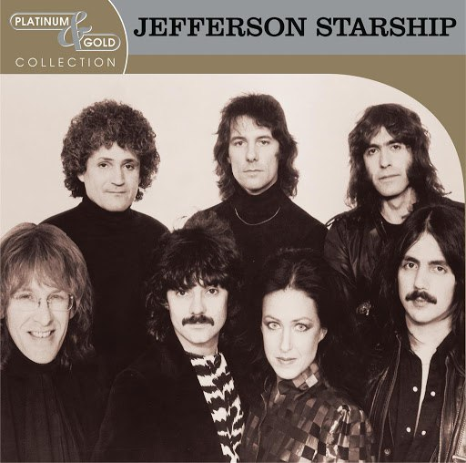 Jefferson Starship альбом Platinum & Gold Collection