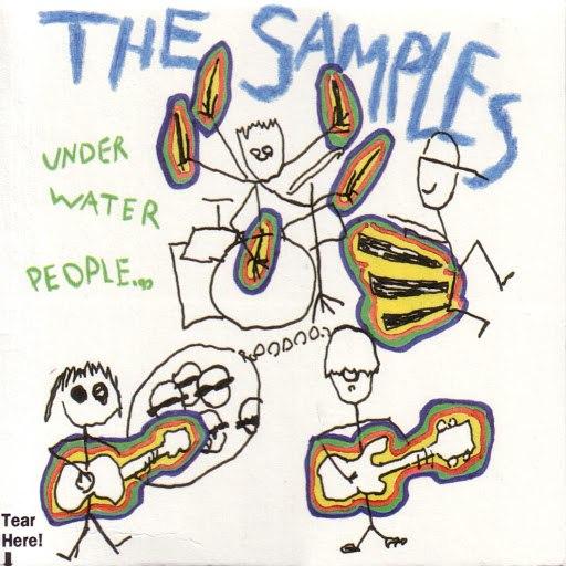 The Samples альбом Underwater People