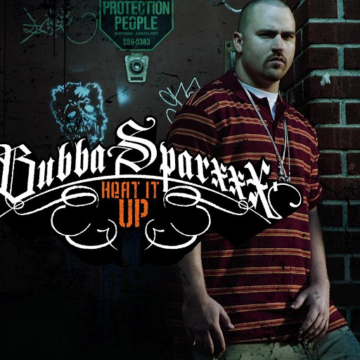 Bubba Sparxxx альбом Heat It Up (3-Track Single)