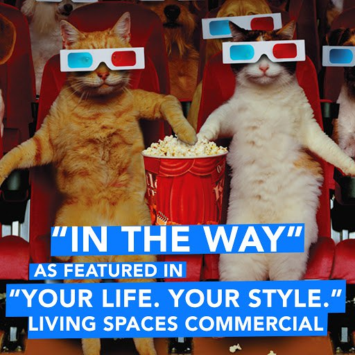 """Extreme Music альбом In the Way (As Featured in """"Your Life. Your Style."""" Living Spaces Commercial)"""