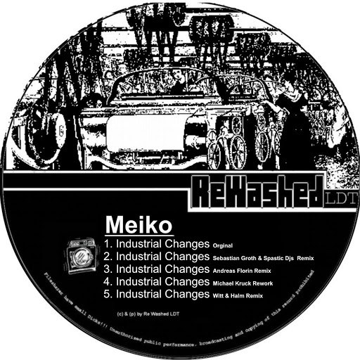 Meiko альбом Industrial Changes