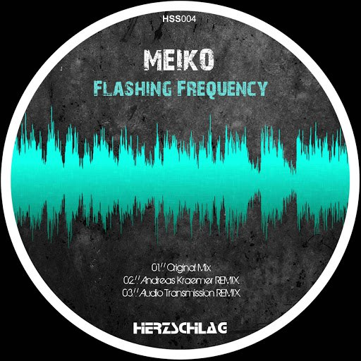 Meiko альбом Flashing Frequency