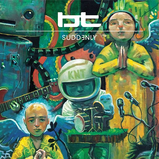 BT альбом Suddenly