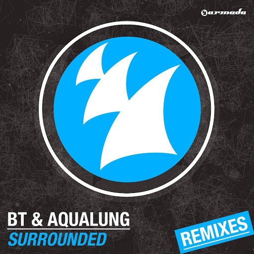BT альбом Surrounded (Remixes)
