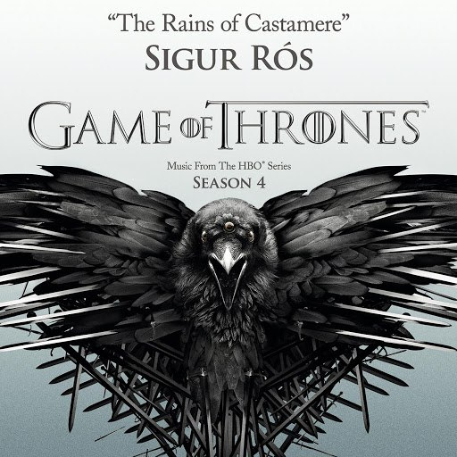 Sigur Rós альбом The Rains of Castamere (From the HBO® Series Game Of Thrones - Season 4)
