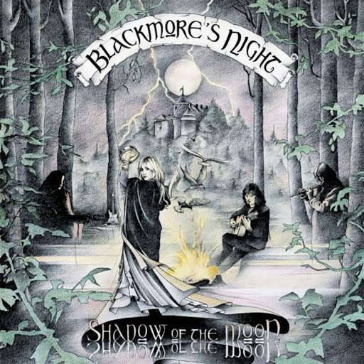 Blackmore's Night альбом Shadow of the Moon