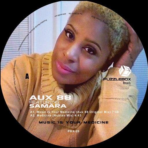 Aux 88 альбом Music is Your Medicine feat. Samara Naier