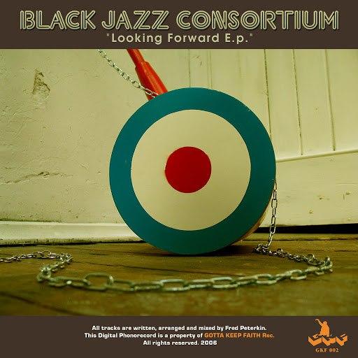 black jazz consortium альбом Looking Forward EP