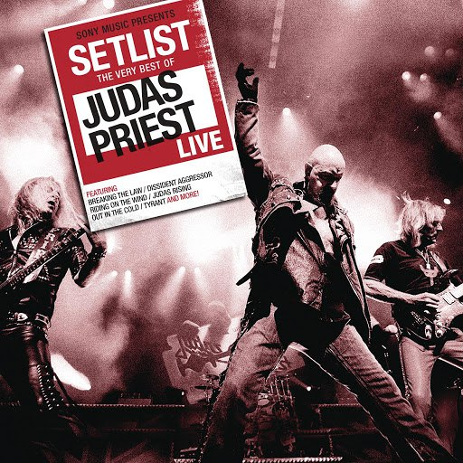 Judas Priest альбом Setlist: The Very Best of Judas Priest Live
