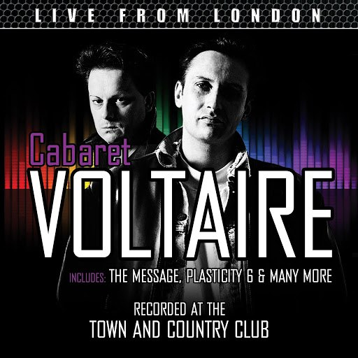 Cabaret Voltaire альбом Live From London