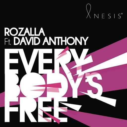 Rozalla альбом Everybody's Free (feat. David Anthony)