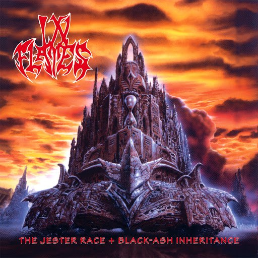 In Flames альбом The Jester Race (Reissue 2014)