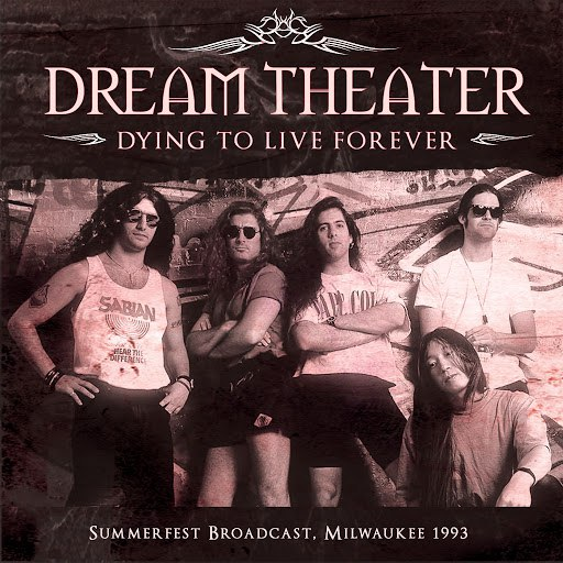 Dream Theater альбом Dying to Live Forever (Live)