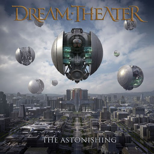 Dream Theater альбом The Gift Of Music