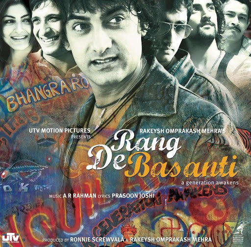 A.R. Rahman альбом Rang De Basanti (Original Motion Picture Soundtrack)