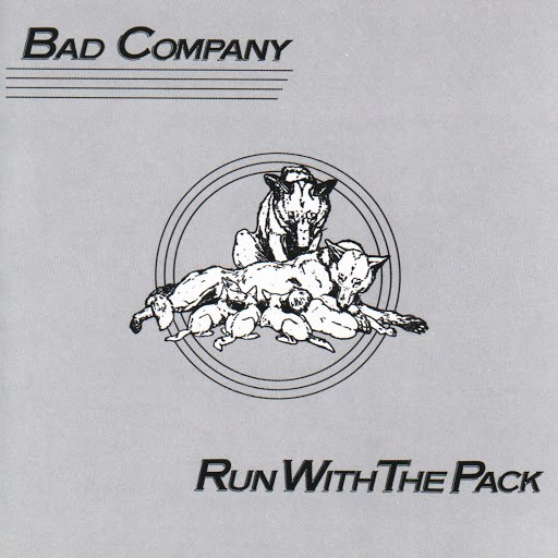 Bad Company альбом Run With The Pack