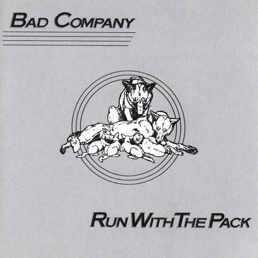 Альбом Bad Company Run With The Pack