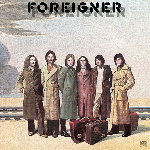 Foreigner альбом Foreigner [Expanded]