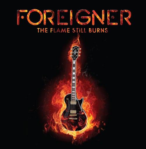 Foreigner альбом The Flame Still Burns