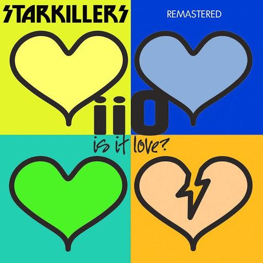 Iio альбом Is It Love Starkillers Remix Remastered