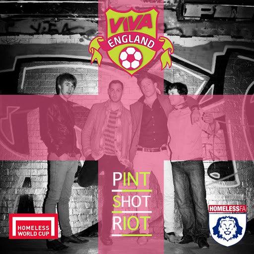 Pint Shot Riot альбом Viva England