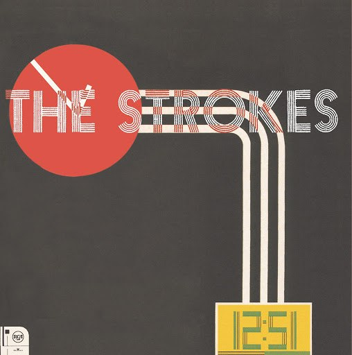 The Strokes альбом 12:51