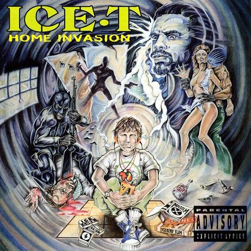 Ice-T альбом Home Invasion
