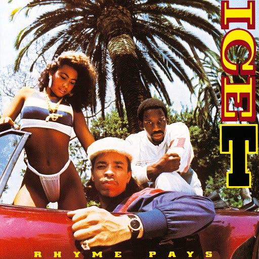 Ice-T альбом Rhyme Pays