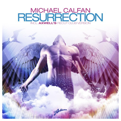 Michael Calfan альбом Resurrection