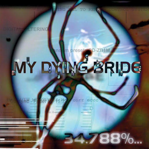 My Dying Bride альбом 34.788%... Complete