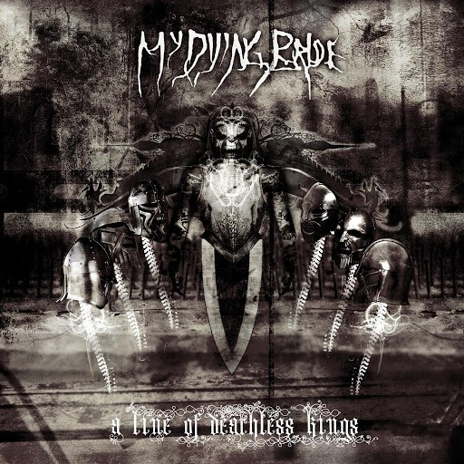 My Dying Bride альбом A Line Of Deathless Kings